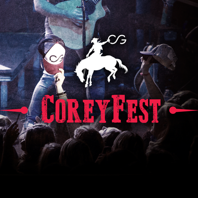 CoreyFest 2017 Tickets On Sale
